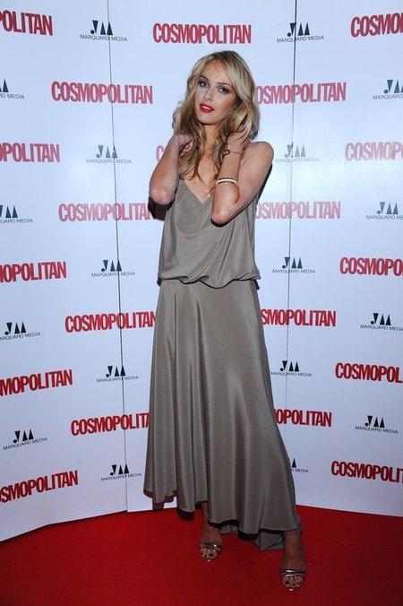 Gwiazdy na imprezie Cosmopolitan (FOTO)/Magda Mielcarz