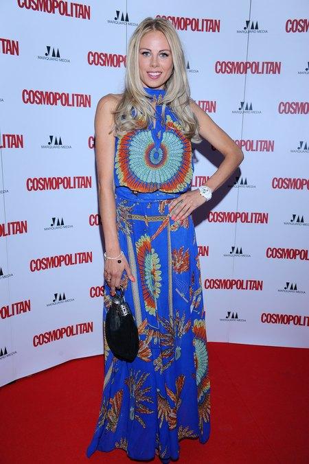 Gwiazdy na imprezie Cosmopolitan (FOTO)/Magda Modra