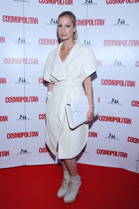 Gwiazdy na imprezie Cosmopolitan (FOTO/Magda Schejbal