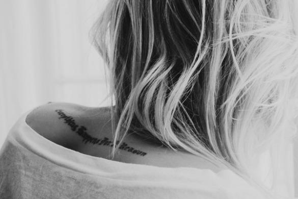 Poznaj Znaczenie Tatuaży Mai Sablewskiej Foto Zeberkapl