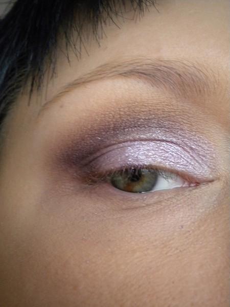 Wiosenny makijaż w kolorze różu