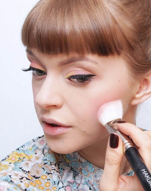 Makijaż w stylu lat 60.
