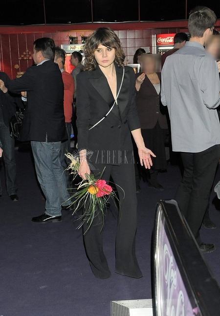 Małgorzata Szumowska Premiera filmu Sponsoring