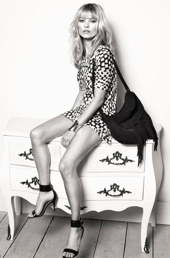 Pełna kampania Mango z udziałem Kate Moss (FOTO)