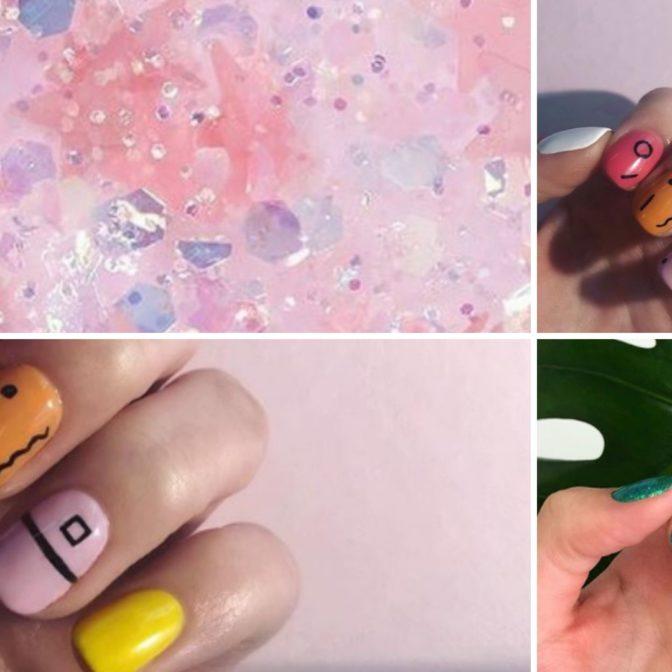 Wakacyjny manicure. Kolory inspirowane latem
