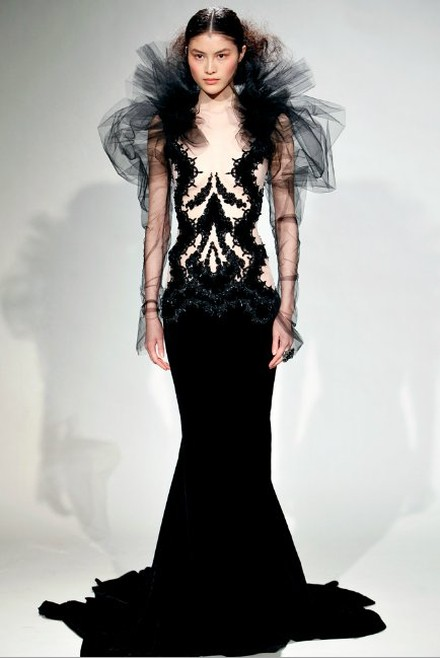 Madonna w sukni od Marchesy (FOTO)