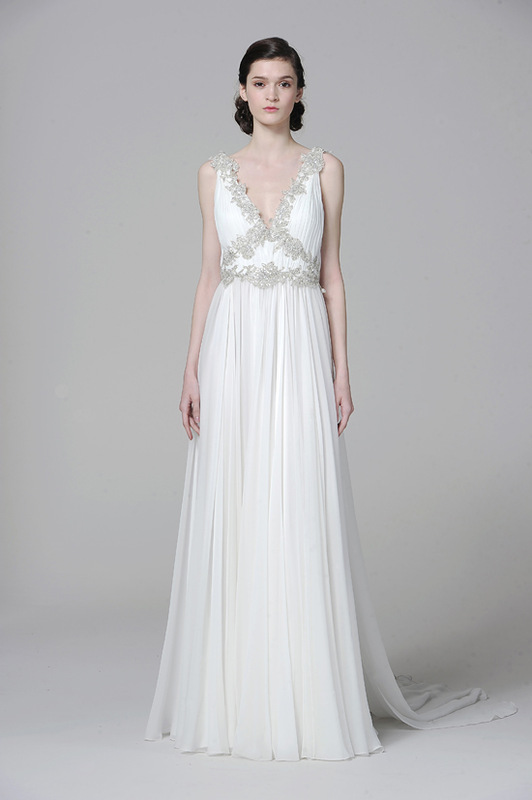 Marchesa - suknie ślubne na rok 2013