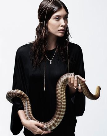 Odważna biżuteria od Marii Franceski Pepe