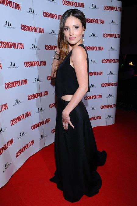 Gwiazdy na imprezie Cosmopolitan (FOTO)/Marina Łuczenko