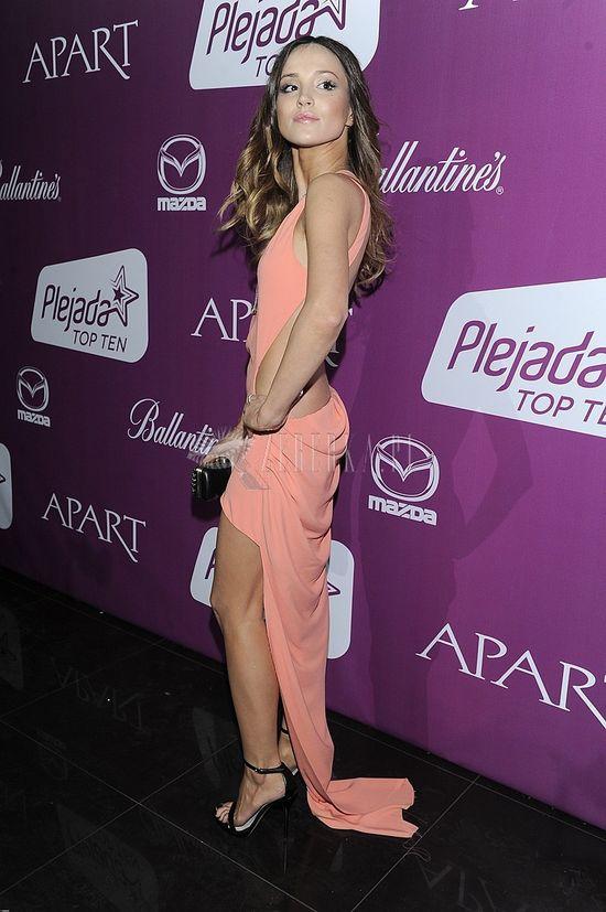 Marina w seksownej sukience marki Le GIA (FOTO)