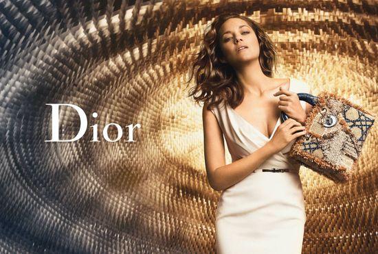 Marion Cotillard dla Lady Dior