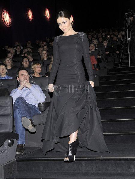 Marta Żmuda-Trzebiatowska - Lady in black (FOTO)