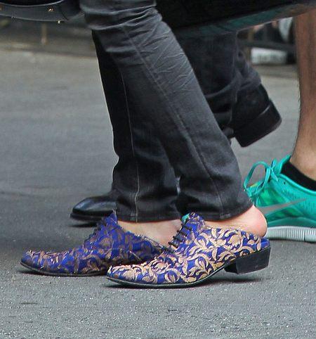 Straszne buty Mary-Kate Olsen (FOTO)