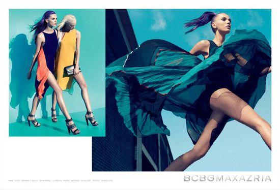 Zwiewne suknie w najnowszej kolekcji Max Azria