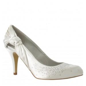 Ślubne buty i torebki od Menbur (FOTO)