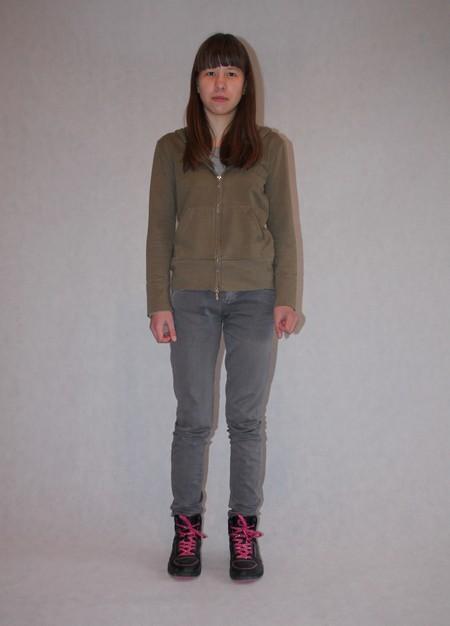 Wasze metamorfozy: Basia, 13 lat