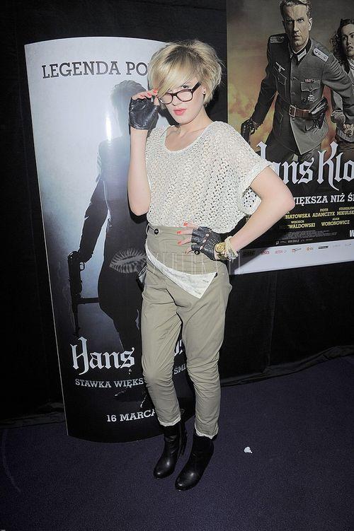 Michalina Manios wierna swojemu stylowi (FOTO)