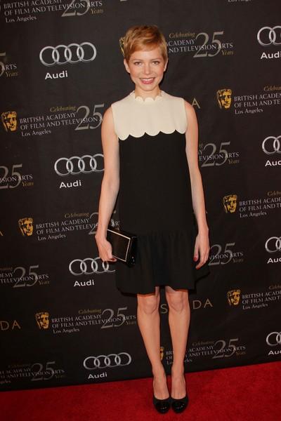 Gwiazdy na imprezie BAFTA (FOTO)/Michelle Williams