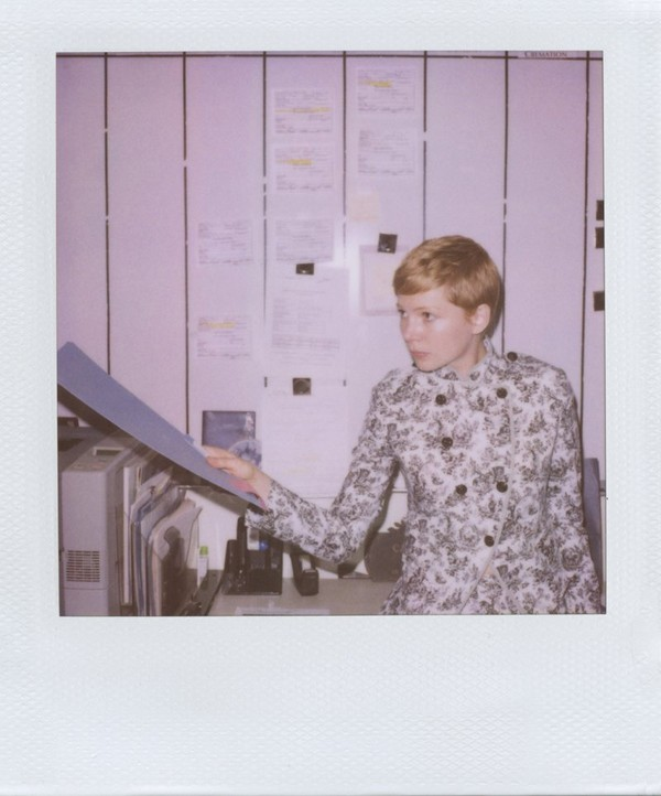 Michelle Williams dla Band of Outsiders (FOTO)