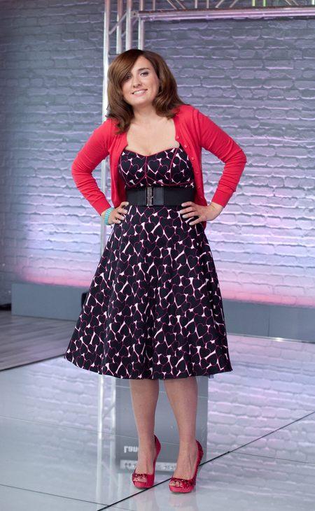 Mika Urbaniak w sukience Semper (FOTO)