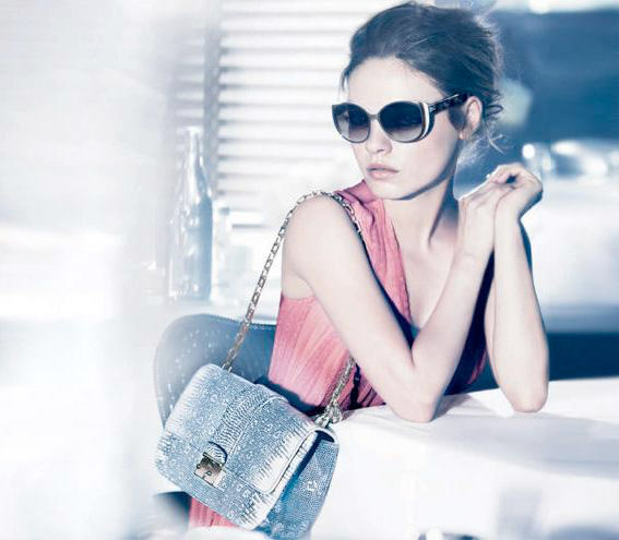 Mila Kunis po raz kolejny dla Diora