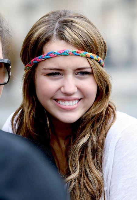 Fryzury Miley Cyrus (FOTO)