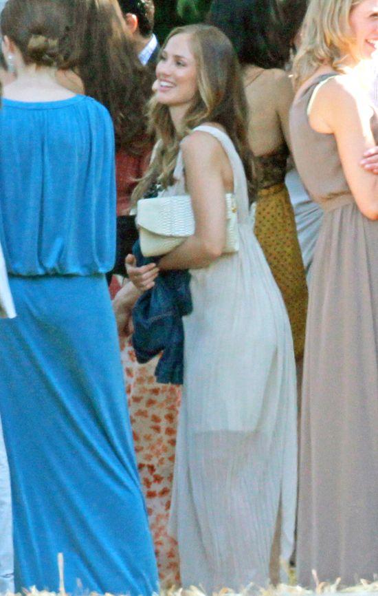 Co gwiazdy ubierają na wesele? (FOTO)