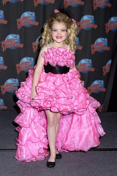 7-latka dostała własne reality show! (FOTO)