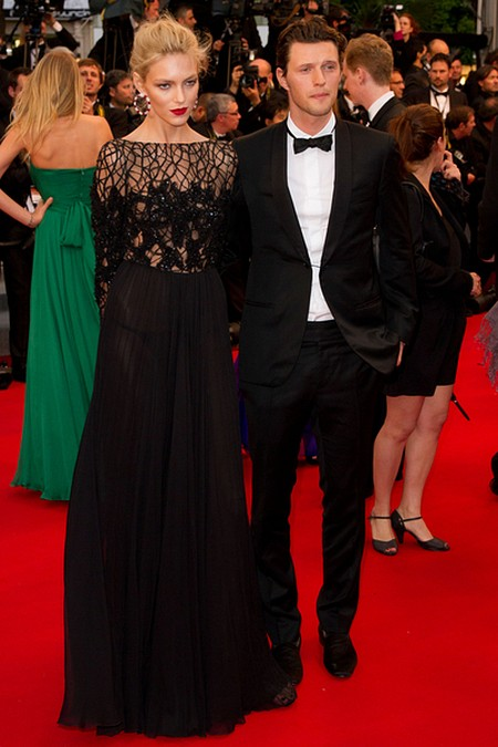Premiera filmu Cosmopolis w Cannes (FOTO)/Anja Rubik