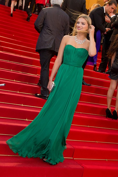 Premiera filmu Cosmopolis w Cannes (FOTO)/Lily Donaldson