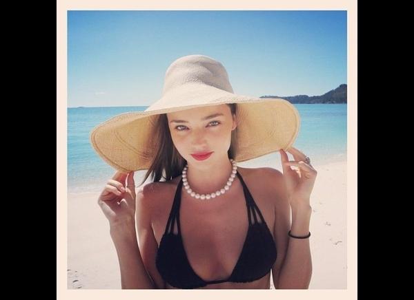 Modelki na wakacjach - dużo zdjęć!