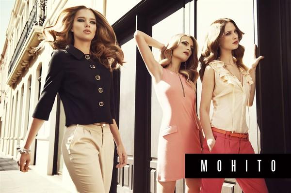 Wiosenno-letnia kampania Mohito (FOTO)
