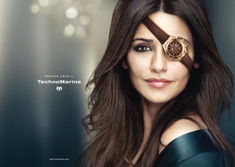 Monica Cruz twarzą TechnoMarine (FOTO)