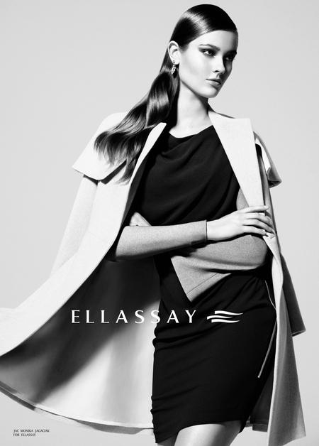 Monika Jagaciak twarzą marki Ellassay (FOTO)