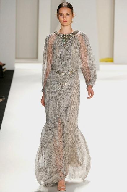 Olivia Wilde w sukni projektu Caroliny Herrery (FOTO)