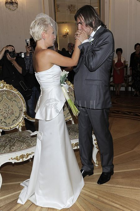 Suknia ślubna Moniki Jarosińskiej (FOTO)