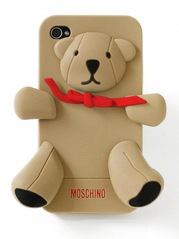 Słodki pokrowiec na iPhone'a od Moschino (FOTO)