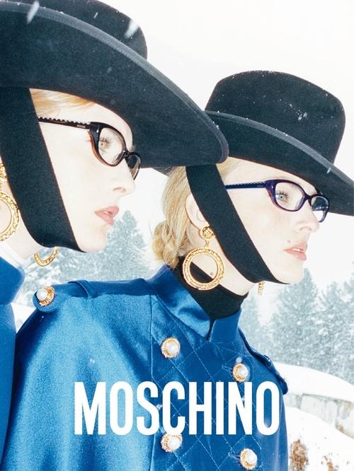 Moschino Jesień 2012 (FOTO)