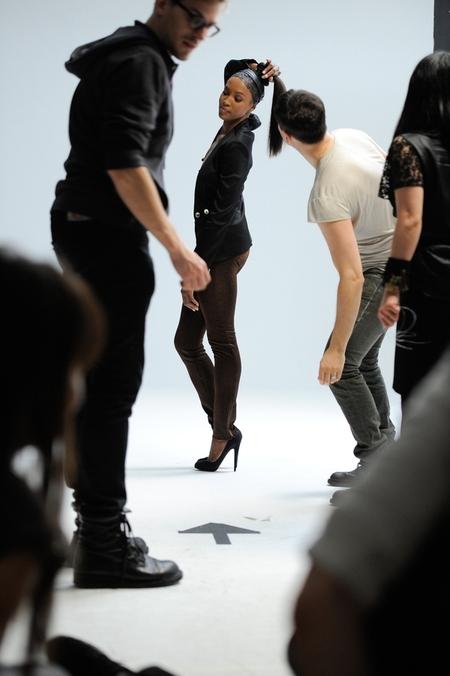 Naomi Campbell ponownie dla Pinko (FOTO)