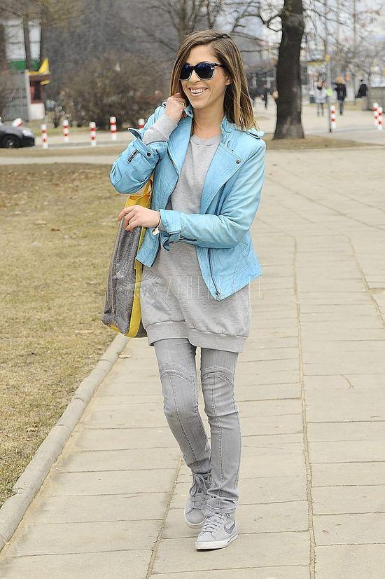 Wiosenna stylizacja Natalii Kukulskiej (FOTO)