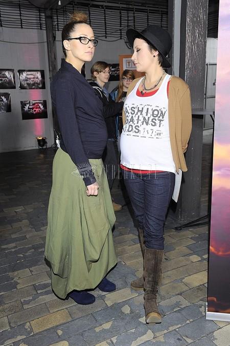 Siostry Przybysz wierne dziwacznemu stylowi (FOTO)