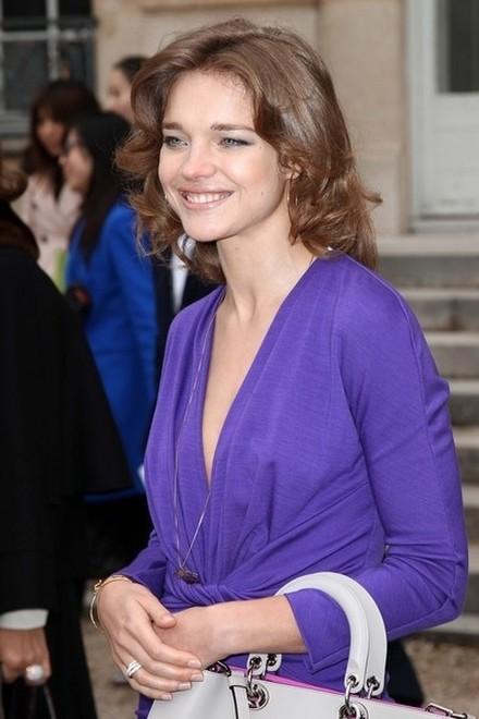 Gwiazdy na pokazie Diora (FOTO)