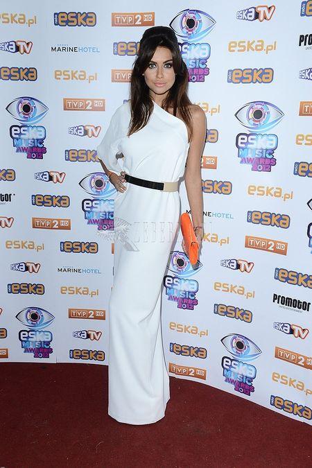 Natalia Siwiec na Eska Music Awards (FOTO)