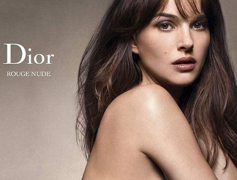 Natalie Portman w kolejnej kampanii Diora (FOTO)