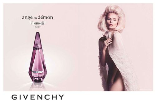 Natasha Poly twarzą perfum Givenchy