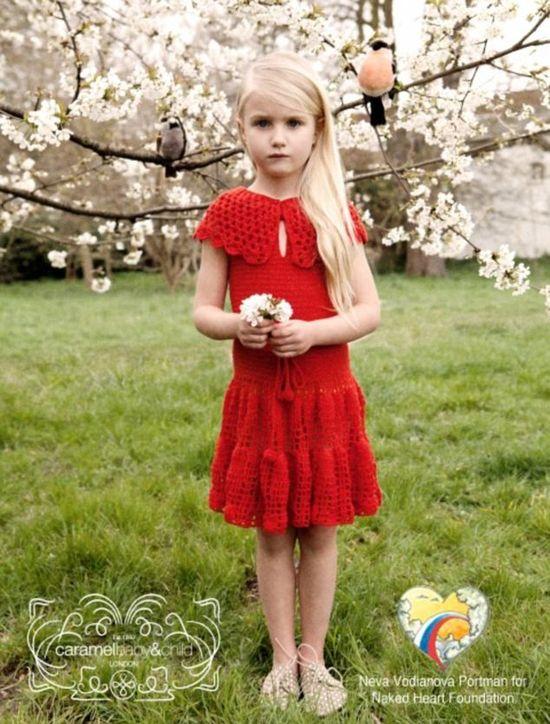 Córka Natalii Vodianovej wystąpiła w reklamie!