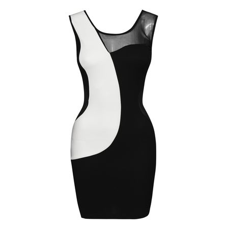 Obcisłe sukienki z New Yorkera (FOTO)