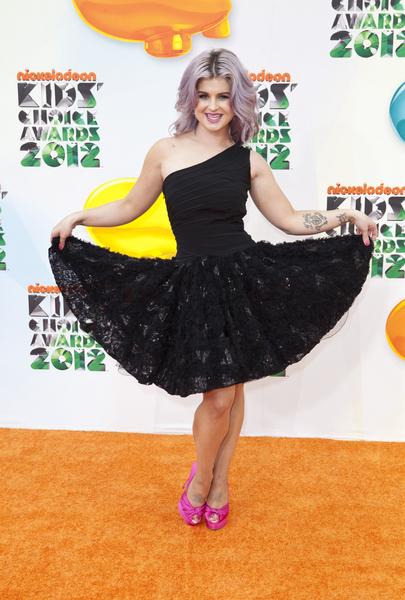 Kreacje na Nickelodeon's Kids' Choice Awards (FOTO)/Kelly Osbourne