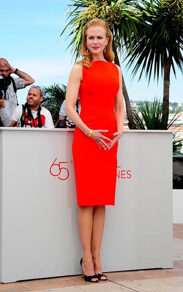 Nicole Kidman w Antonio Berardi