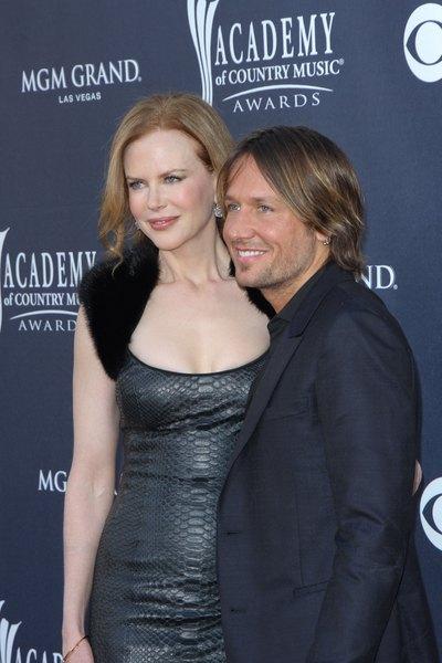 Nicole Kidman pozuje z córeczką
